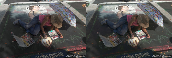 Lake Worth Street Painting Festival 2017