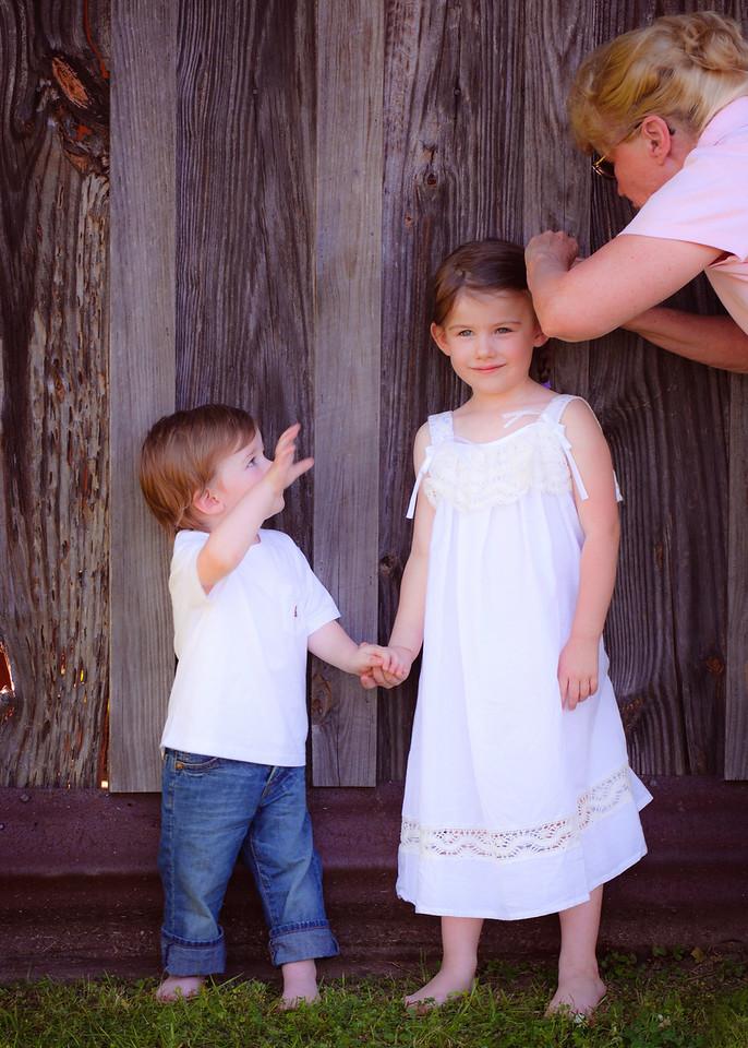 Davis Grandchildren