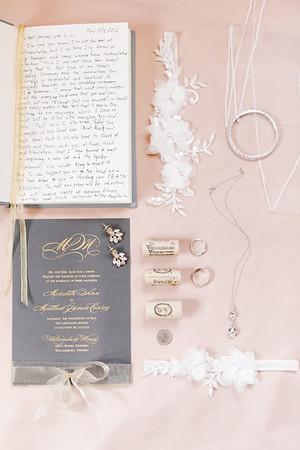 Meredith & Matt: Details & Florals