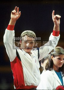 1984 Los Angeles Olympics 0804B1306 Eckersley GBR 60kgs