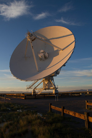 Very Large Array, Sept. 2012