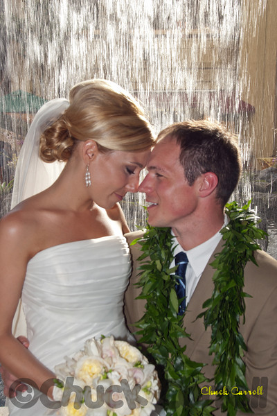 Brent & Jilley's Wedding -  Honolulu, Hawaii - June 23, 2011