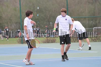 Darlington Varsity Boys Tennis 2012
