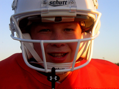 Logan's Farmington 5th & 6th Grade Football (2008)