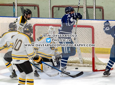 1/9/2019 - Boys Varsity Hockey - Tilton vs Andover