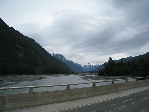 Stewart to Yukon