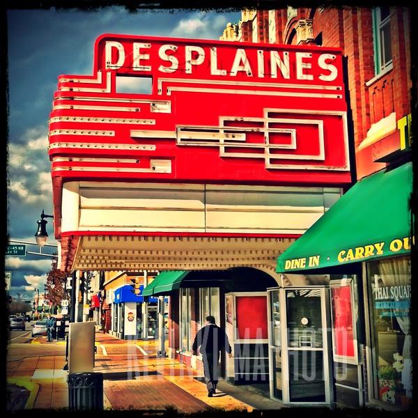 Des Plaines Theatre