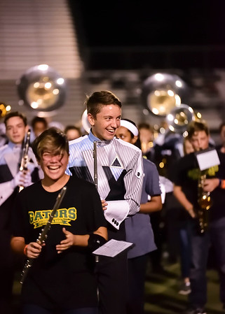 Community Showcase Performance/Middle School Night Sept. 29, 2017