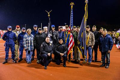 Perry Senior & Veteran Night