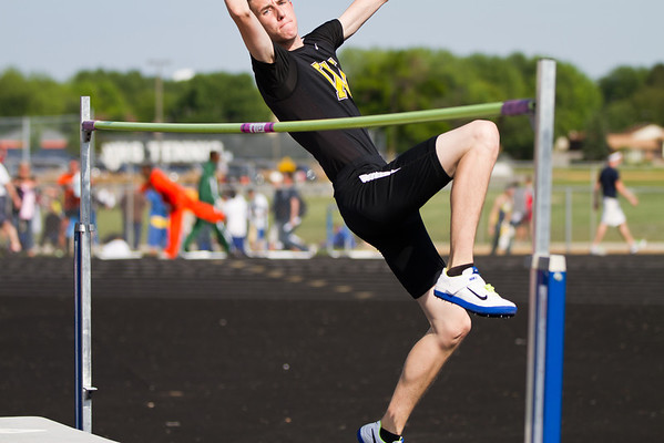 2012 Joliet West Track Sectionals May 17th