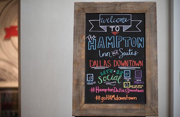 2016-06-03 - Hampton Dallas Opening