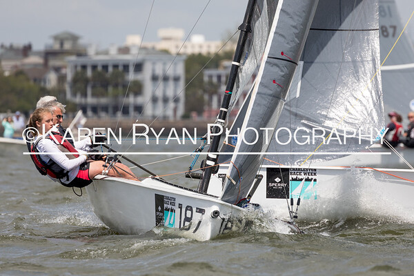Charleston Race Week 2018 - VX, Viper 640, Melges 20