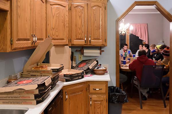 Team Dinner -  December 1, 2015