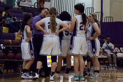 JV Girls Basketball: CCS vs. Harding Prep, February 13