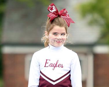 2018 Verona Eagles Cheering