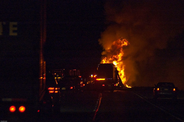 Fire on the Five 6-11-09