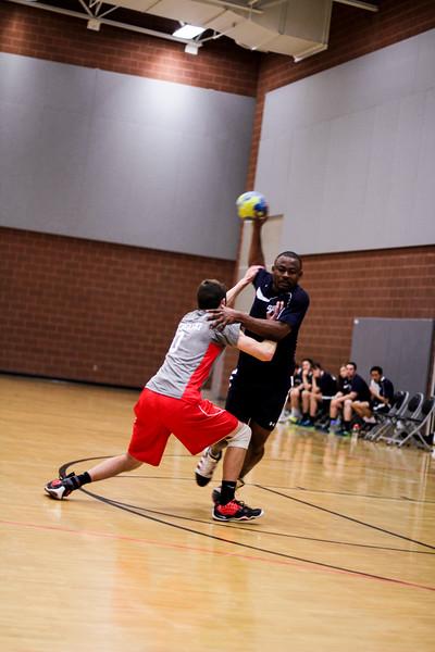 2015 Team Handball Club Game vs. Miami (OH) and Pitt
