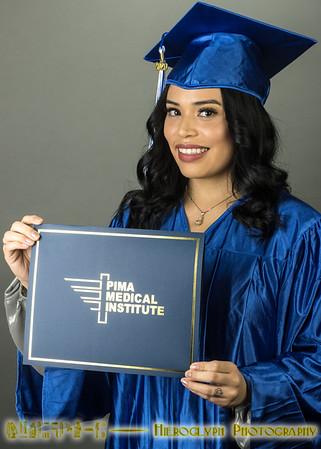 PIMA Medical Institute Grad Portraits - Feb 2020