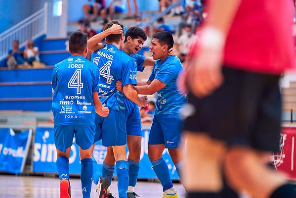 FFCV - PEÑISCOLA FS vs FS BURRIANA - Juvenil
