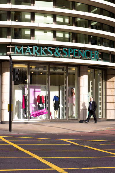 Marks and Spencer store, London, United Kingdom
