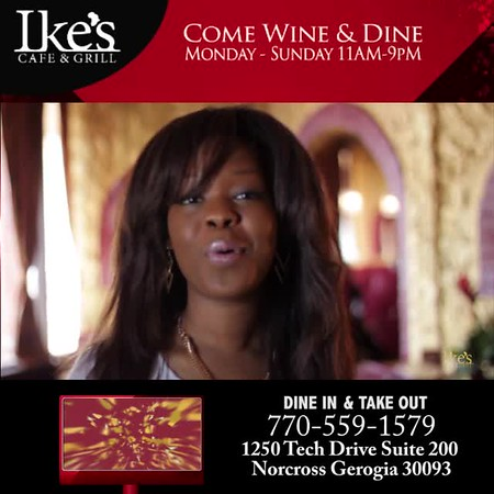 Ike's Cafe and Grill Tayvo
