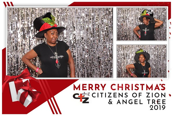 2019 Citizens of Zion/Angel Tree Christmas Event