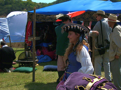 Gold Coast Pirate Faire<br> &nbsp Lake Casitas, CA