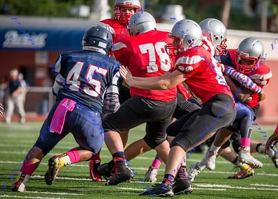 LMHS Freshman vs. Lake Brantley - Oct 5, 2016 AWAY
