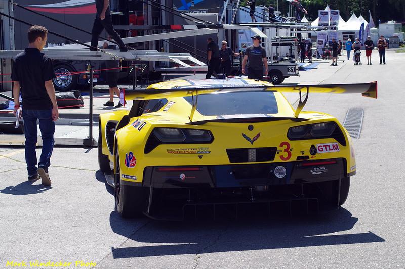 Corvette Racing Corvette C7.R