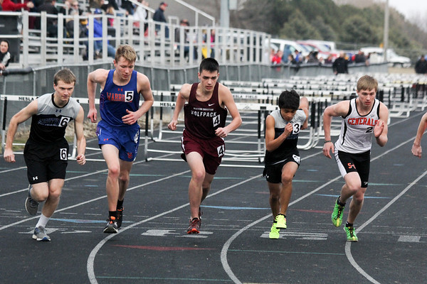 Western Christian Track and Field Invitational 4-5-19
