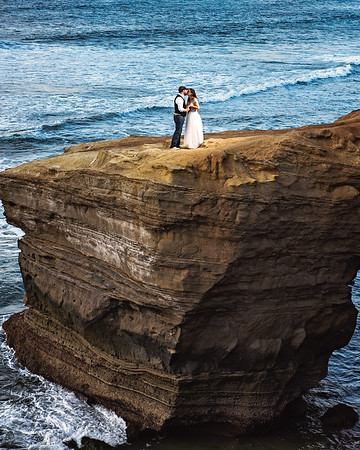 SunsetCliffs Wedding