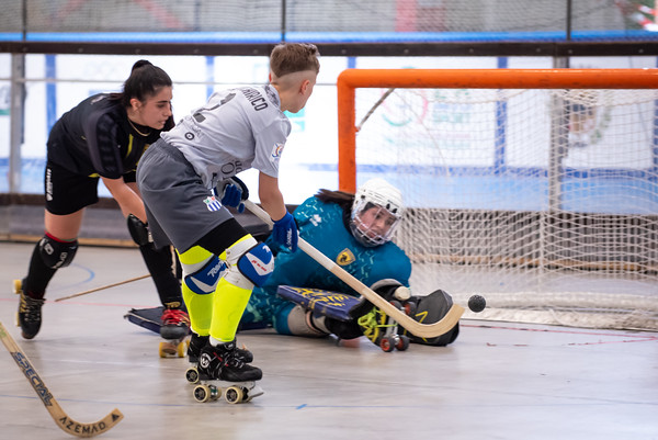 Semifinale: Hockey Valdagno vs Agrate Brianza