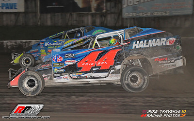 Orange County Fair Speedway Eastern States 200 - 10/27/19 - Mike Traverse