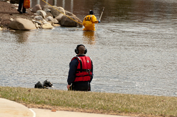 Palatine - Harper College Dive Incident