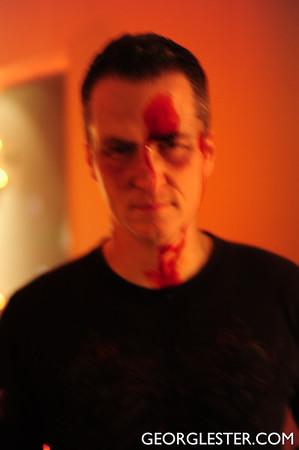 Zombie Birthday Party - Chris Daley