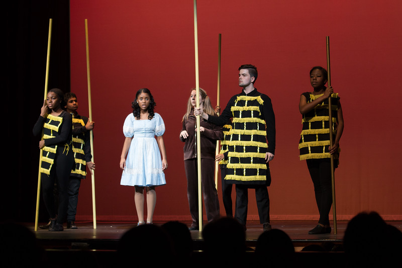 """""""Soon as I Get Home"""" -- """"The Wiz"""", Montgomery Blair High School spring musical, March 26, 2017"""