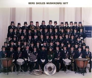 Berg Skoles Musikkorps
