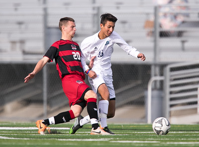 Juan Diego vs West boys varsity soccer