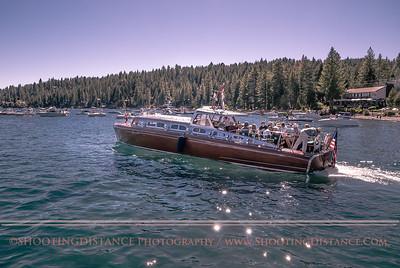 Gorgeous Thunderbird Yacht