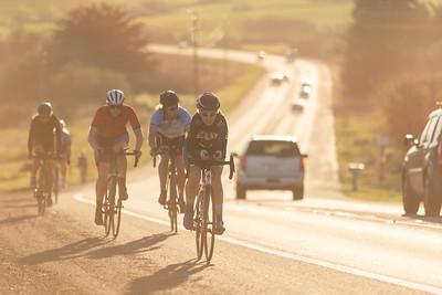 Tri Team Cycle Practice