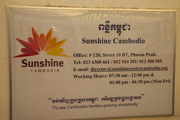 Phnom Penh-Sunshine Cambodia