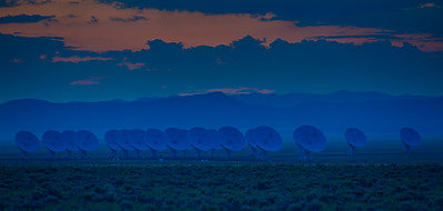 Very Large Array July-Aug 2014
