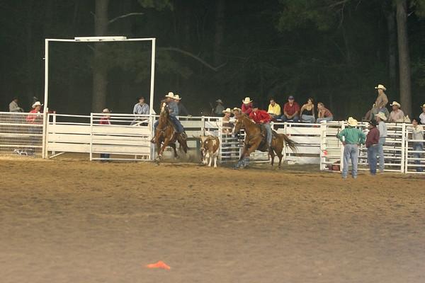 TSRA Rodeo Steer Wrestling 05/19/2006