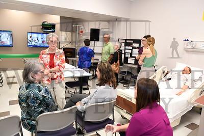 17970 College of Nursing & Health Simulation Lab Grand Opening 9-22-16