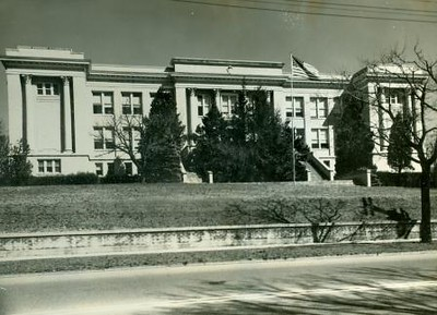 Garland and Rodes School