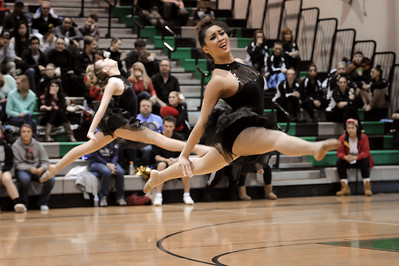 Kentwood Dance - Districts 3-15-14