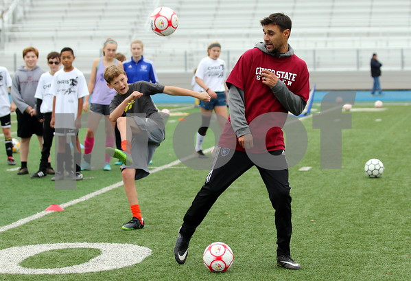 The Chris Wondolowski Soccer Camp (2018)