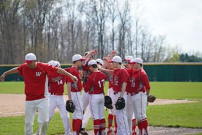 WHS JV Baseball '19