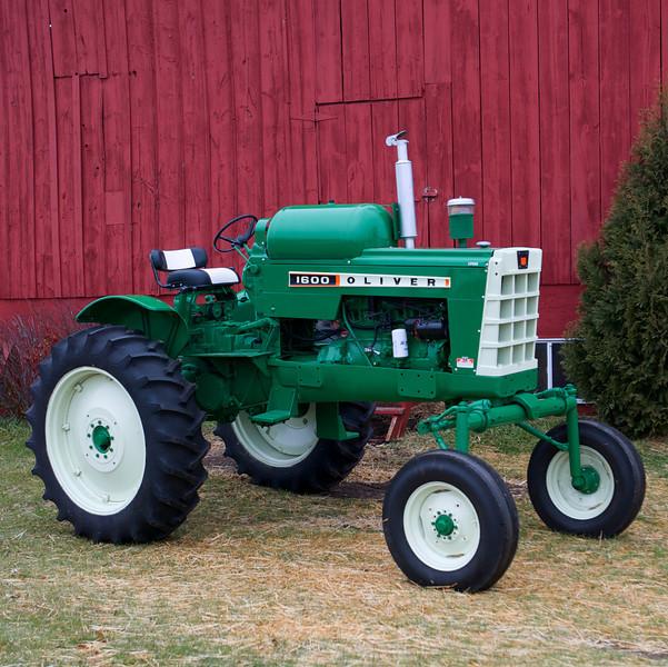 Oliver and Hart-Parr Tractors