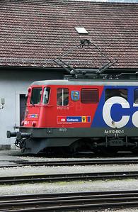 SBB Class 610 (Ae 6/6)